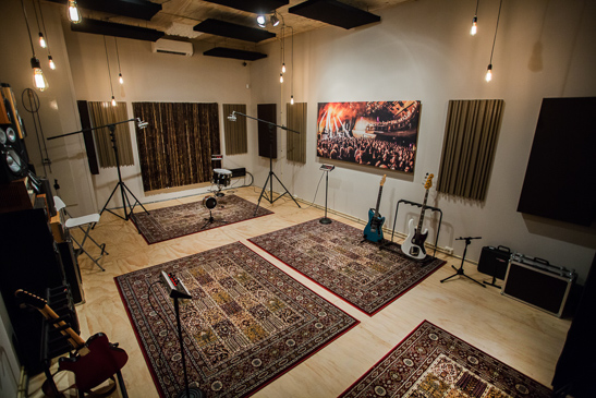 Big Recording Room